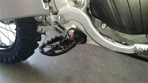 KIT (Foot Peg Lowering, Honda)
