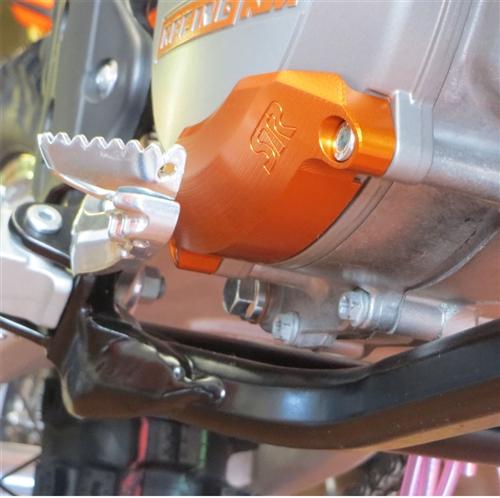 13-16 KTM 250 300 SX XC XCW STR MACHINED CLUTCH COVER GUARD CASE SAVER 43-08