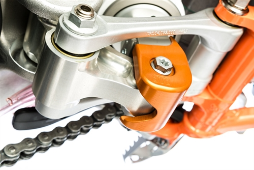 Linkage Guard, for all KTM Linkage models yr 16-19