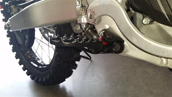 Foot Peg Lowering Kit Honda 250 450 Yr 00 19